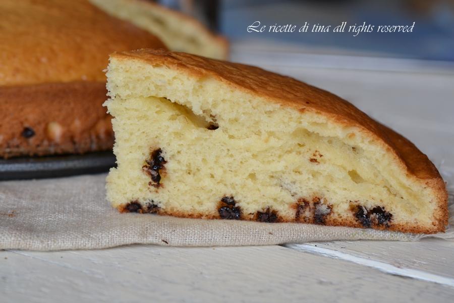 torta con philadelphia,torta senza burro,torta soffice,le ricette di tina