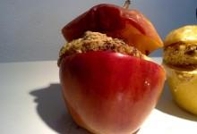 Muffin nella mela
