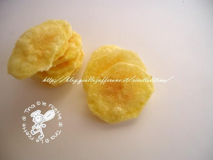 patate croccanti senza frittura