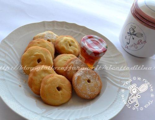 Biscotti con albumi ricetta dolce