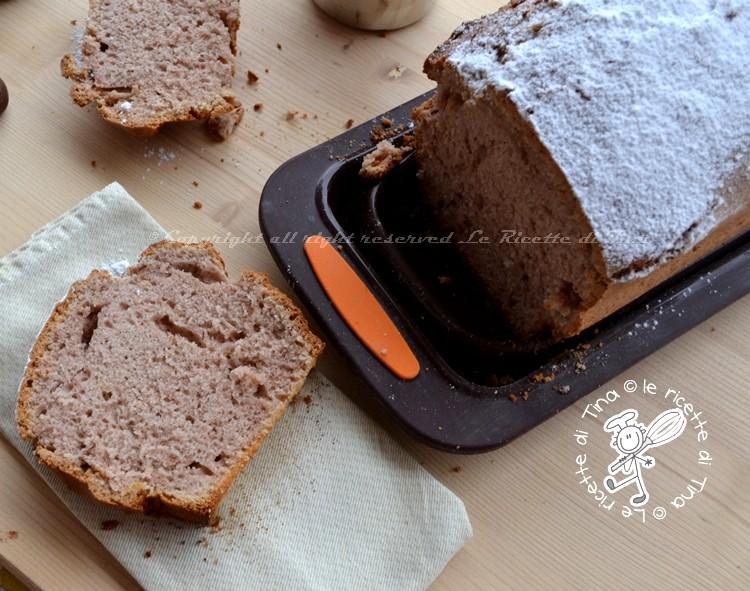 Ricetta torta con le castagne