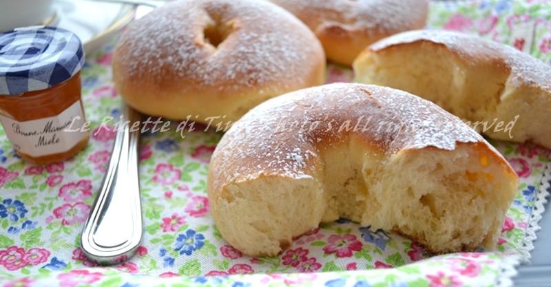 pan brioche per colazione
