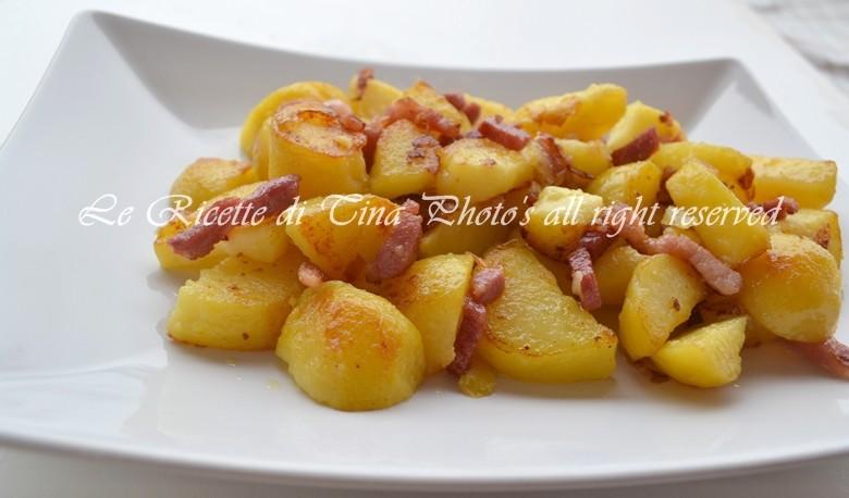 patate in padella le ricette di tina