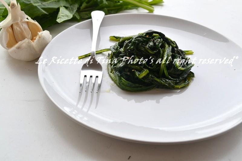 ricette con la cicoria