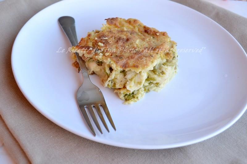 sormato di patate asparagi e patate asparagi selvatici primi piatti piatti unici