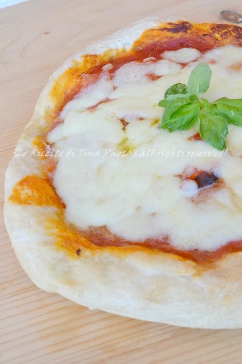 pizza,lievito madre