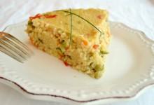 Ricetta miglio con verdure