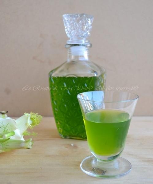 Liquore al finocchio - Profumatori ambiente fatti in casa ...