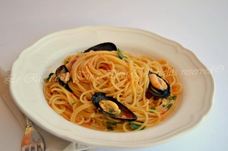 spaghetti con le cozze (2)