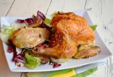 Pollo arrosto con limone