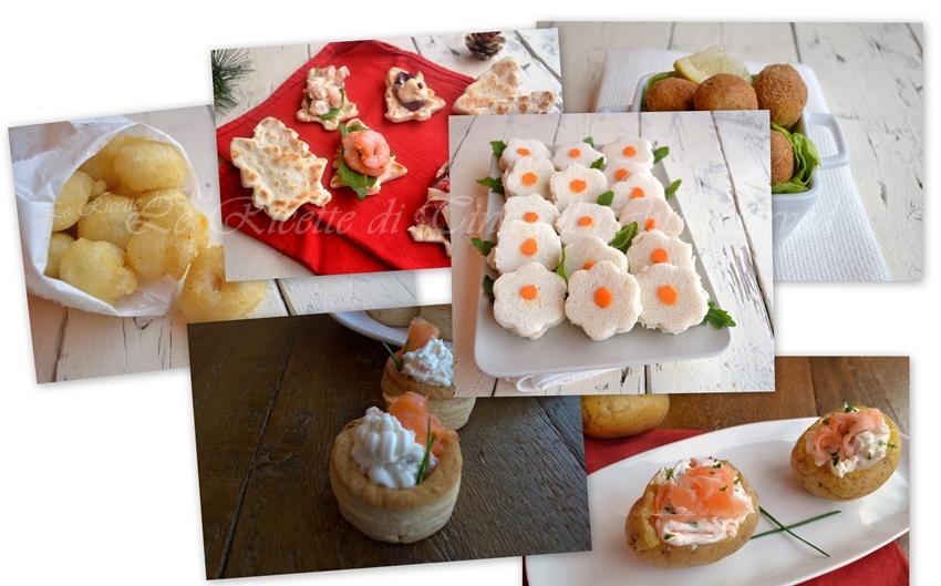 Antipasti di pesce per il cenone di capodanno in pdf for Antipasti natalizi ricette