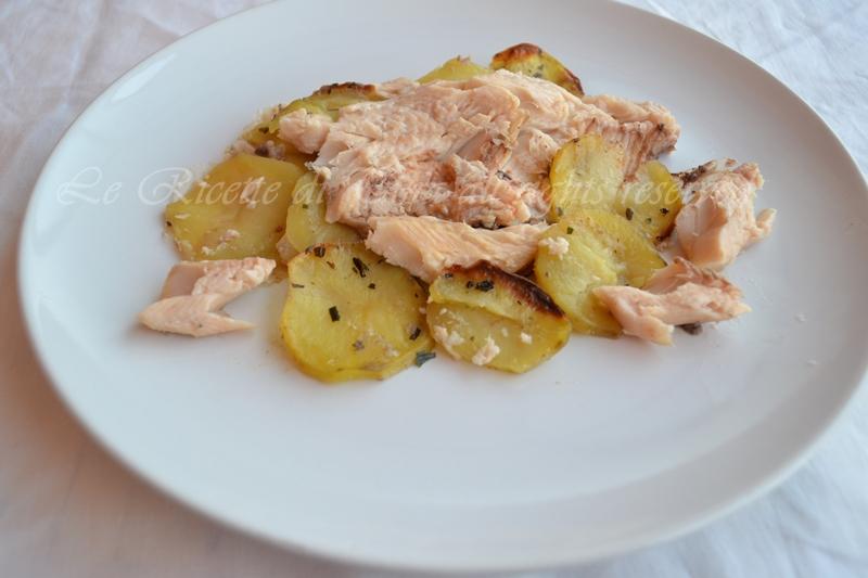 Ricerca ricette con trota al forno con patate - Ricette con forno a vapore ...