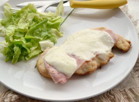 Ricetta saltimbocca di pollo
