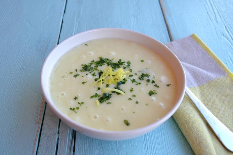 crema di patate,crema di patate e porri,le ricette di tina,vellutata di patate,vellutate