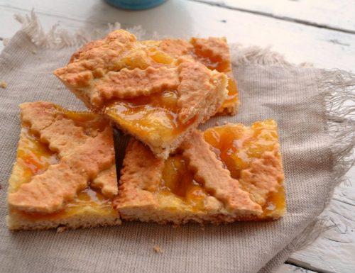 Crostata ricetta bimby con marmellata