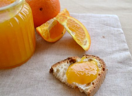 Marmellata di arance ricetta bimby