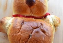 Orsacchiotto pan brioche soffice