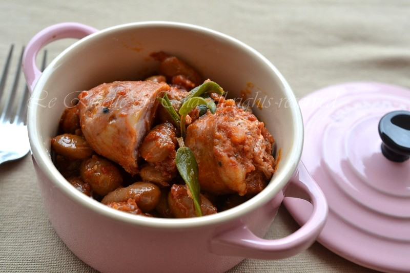 salsiccia e fagioli,le ricette di tina,secondi di carne,fagioli piccanti,secondi semplici,secondi veloci,