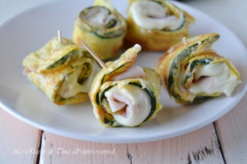 girelle di zucchine al forno,zucchine,zucchine al forno,zucchine farcite,le ricette di tina,