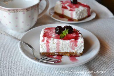 Torta fredda veloce