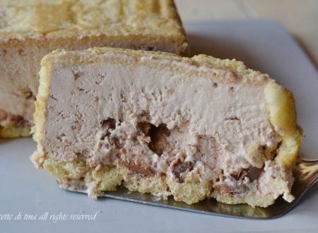 Torta gelato mars