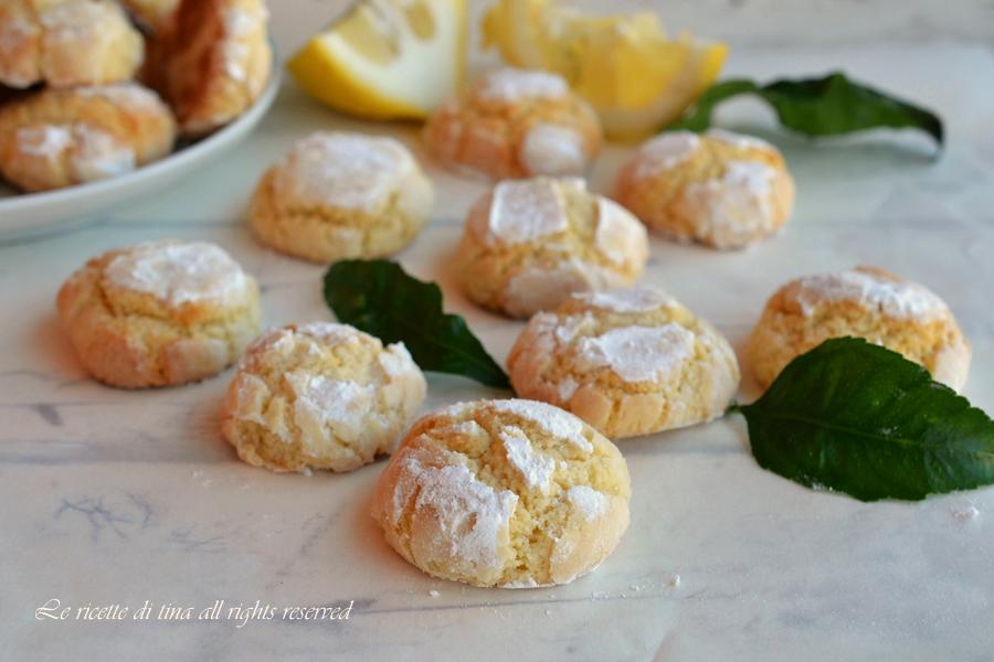 biscotti,biscotti al limone,le ricette di tina,pasta frolla al limone