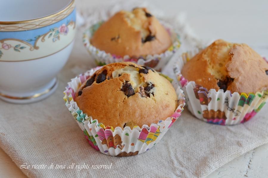 Eccezionale Muffin con nocciole e cioccolato XN52