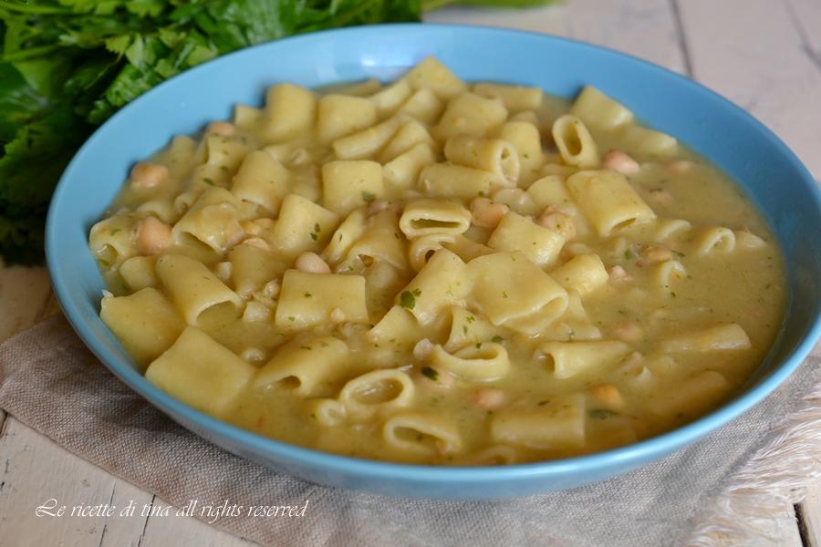Ricette bimby tm21 pasta e patate