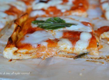 PIZZA IN TEGLIA DOPPIO RIPIENO