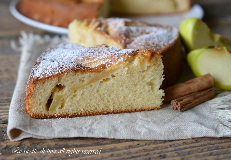 torta di mele allo yogurt,torta di mele bimby,torte bimby,torta mele bimby,le ricette di tina