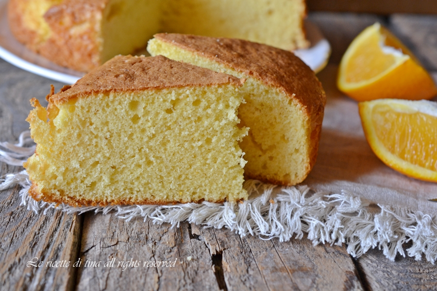 torta arancia bimby,torta bimby,torta con succo di arancia bimby,le ricette di tina