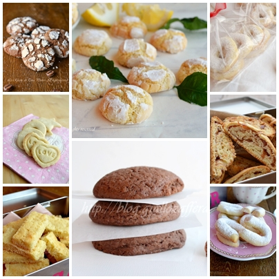 Ricette Di Biscotti Da Regalare A Natale.Biscotti Da Regalare Per Natale