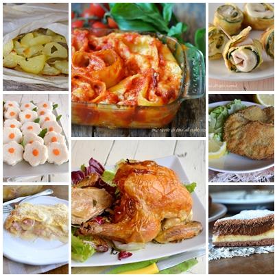 idee pranzo della domenica