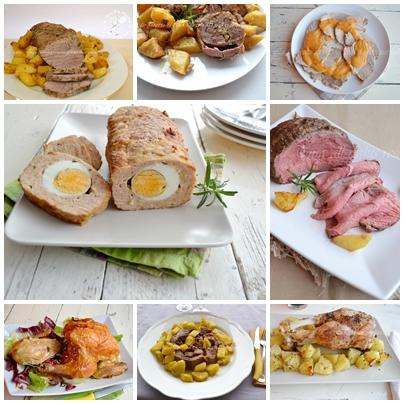 Secondi piatti di carne al forno