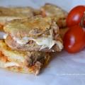 pane fritto alla pizzaiola