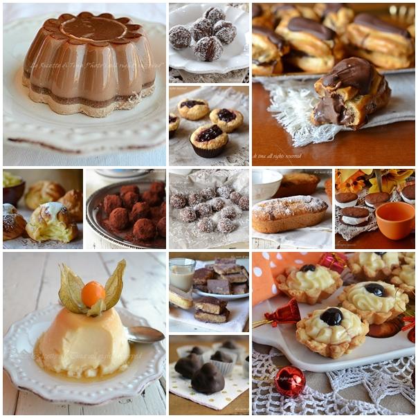 Ricette dolci monoporzione per natale for Ricette dolci