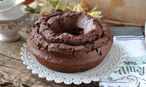 Ciambella 7 vasetti al cioccolato