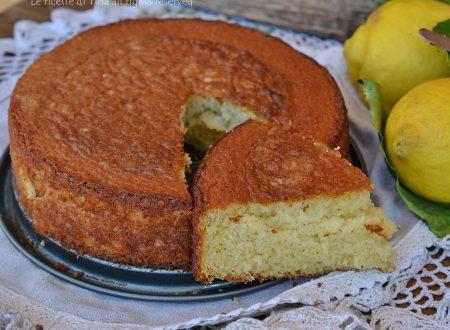 Torta 10 cucchiai al limone