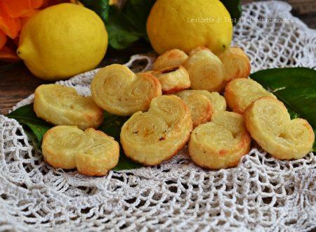 Ventagli al limone