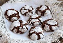 Biscotti vaniglia e cioccolato morbidi