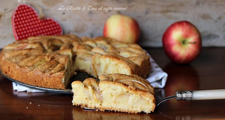 Torta morbida di mele veloce