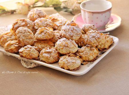 Biscotti rose del deserto veloci