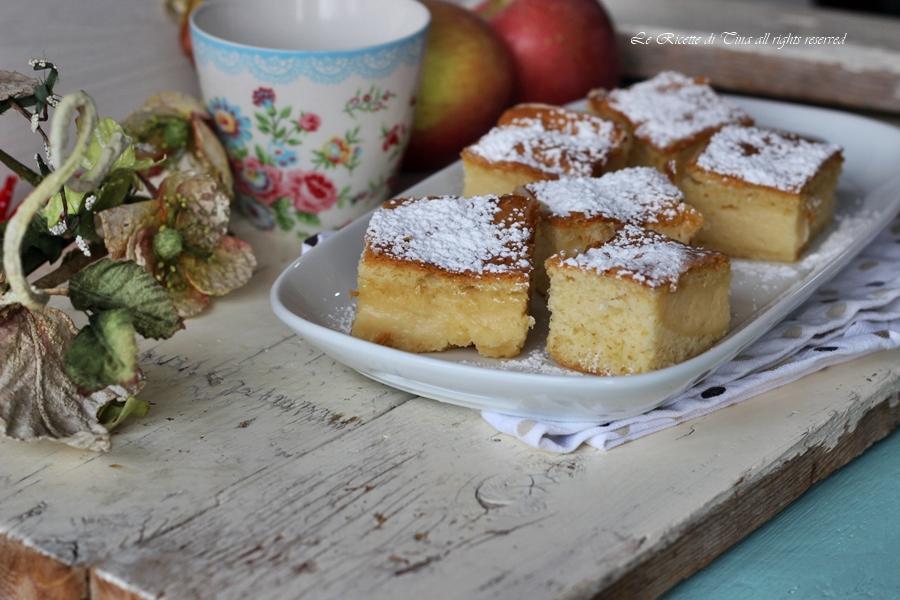 Tranci dolci alle mele