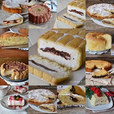 Torta Per Pranzo Di Natale.Pranzo Di Natale Dolci Facili Gustosi E Da Preparare Anche