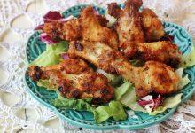 Ali di pollo in padella croccanti