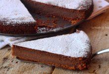 Torta di semola al cioccolato