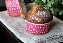 Muffin yogurt e cacao