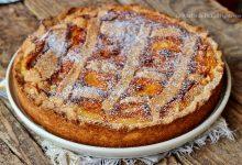 Crostata crema pasticcera e ricotta