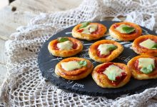 Pizzette di sfoglia veloci