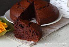 Torta dei cucchiai al cacao